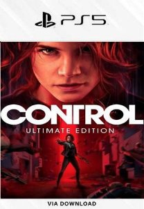 CONTROL ULTIMATE EDITION PS5 MÍDIA DIGITAL
