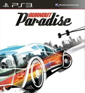 BURNOUT PARADISE PS3 MÍDIA DIGITAL