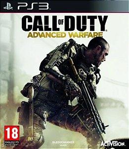 CALL OF DUTY ADVANCED WARFARE PS3 MÍDIA DIGITAL
