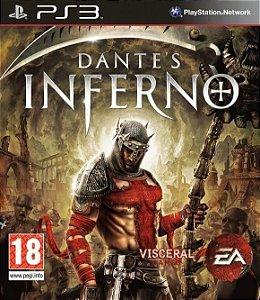 DANTE'S INFERNO PS3 MÍDIA DIGITAL