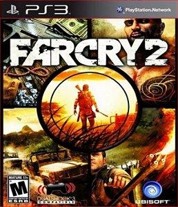 Far Cry 2 PS3 PSN MIDIA DIGITAL