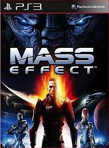 MASS EFFECT PS3 PSN MIDIA DIGITAL