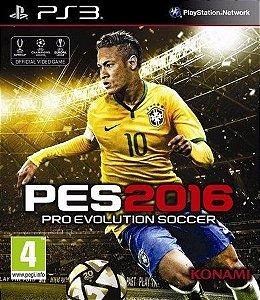 PES 16 PS3 MÍDIA DIGITAL