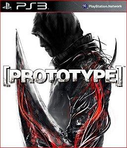 PROTOTYPE PS3 MÍDIA DIGITAL