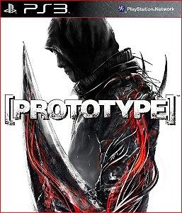 PROTOTYPE PS3 PSN MÍDIA DIGITAL