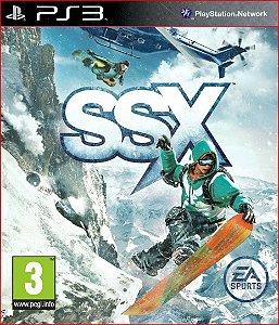 SSX PS3 PSN MÍDIA DIGITAL