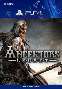 ANCESTORS LEGACY PS4 MÍDIA DIGITAL