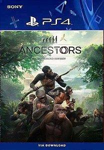 ANCESTORS THE HUMANKIND ODYSSEY PS4 MÍDIA DIGITAL