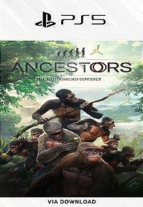 ANCESTORS THE HUMANKIND ODYSSEY PS5 PSN MÍDIA DIGITAL