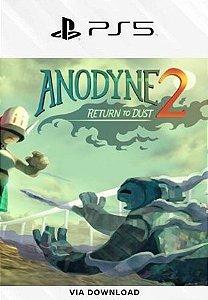 ANODYNE RETURN NO DUST 2 PS5 MIDIA DIGITAL