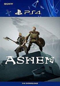 ASHEN PS4 MÍDIA DIGITAL PROMOÇÃO