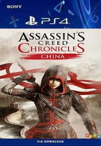 ASSASSINS CREED CHRONICLES CHINA PS4 MÍDIA DIGITAL
