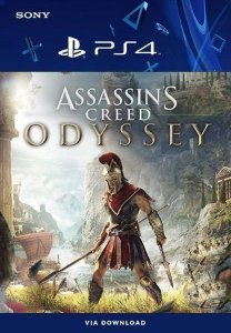 Assassin's Creed Odyssey Português - PS4 Mídia Digital