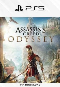 ASSASSIN'S CREED ODYSSEY PS5 PSN MÍDIA DIGITAL