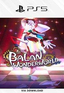 BALAN WONDERWORLD PS5 PSN MÍDIA DIGITAL