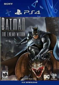 BATMAN THE ENEMY WITHIN PS4 MÍDIA DIGITAL