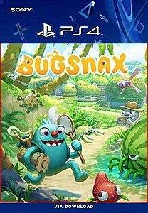 BUGSNAX PS4 MÍDIA DIGITAL