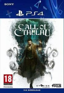CALL OF CTHULHU PS4 MÍDIA DIGITAL