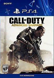 CALL OF DUTY: ADVANCED WARFARE PS4 MÍDIA DIGITAL PSN