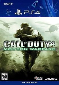 CALL OF DUTY MODERN WARFARE REMASTERED PS4 MÍDIA DIGITAL
