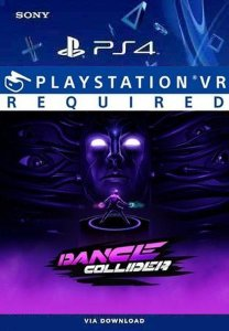 DANCE COLLIDER PS4 MIDIA DIGITAL