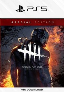 DEAD BY DAYLIGHT PS5 PSN MIDIA DIGITAL