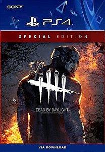 DEAD BY DAYLIGHT: SPECIAL EDITION PS4 MÍDIA DIGITAL PSN