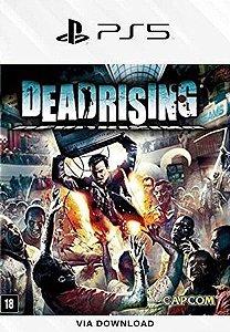 DEAD RISING PS5 PSN MÍDIA DIGITAL