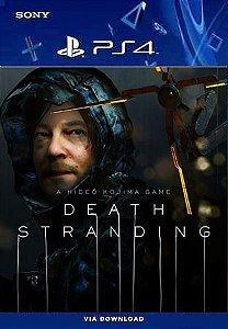 DEATH STRANDING PS4 MÍDIA DIGITAL