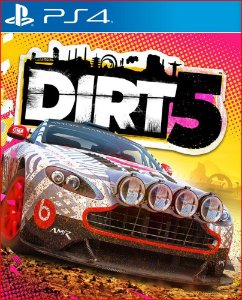 DIRT 5 PS4 MÍDIA DIGITAL