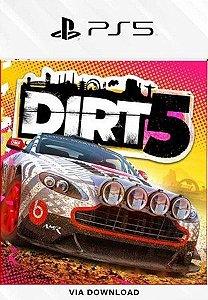 DIRT 5 PS5 PSN MÍDIA DIGITAL