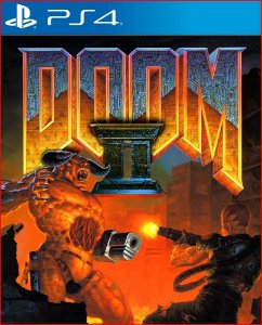 DOOM II (Classic) PS4 MÍDIA DIGITAL
