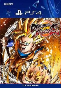 Dragon Ball FighterZ Ps4 Psn Midia Digital