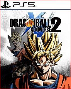 DRAGON BALL XENOVERSE 2 PS5 MÍDIA DIGITAL