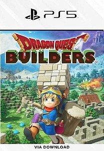 DRAGON QUEST BUILDERS PS5 MÍDIA DIGITAL