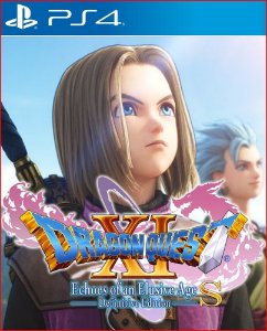 DRAGON QUEST XI S ECHOES OF AN ELUSIVE AGE – DEFINITIVE EDITION PS4 MIDIA DIGITAL