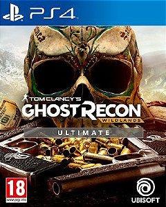 Edição Ultimate do Tom Clancy's Ghost Recon Wildlands ps4 midia digital