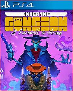 ENTER THE GUNGEON PS4 MÍDIA DIGITAL