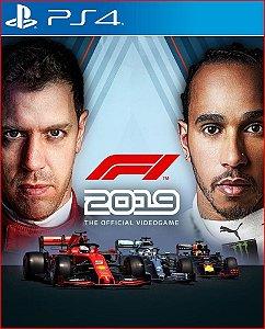 F1 2019 Português PS4 Mídia Digital