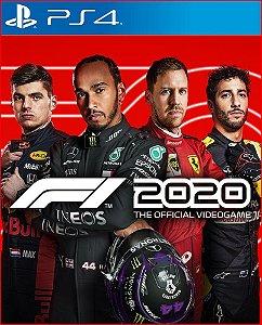 F1 2020 PS4 PORTUGUÊS MÍDIA DIGITAL
