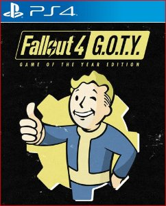 FALLOUT 4 GAME THE YEAR EDITION PS4 MIDIA DIGITAL