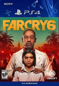 FAR CRY 6 | PS4 | PSN | MÍDIA DIGITAL