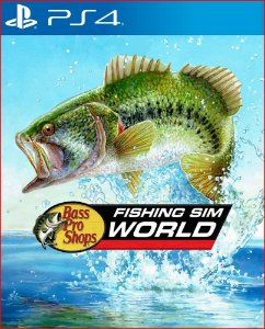 FISHING SIM WORLD BASS PRO SHOPS EDITION PS4 MÍDIA DIGITAL