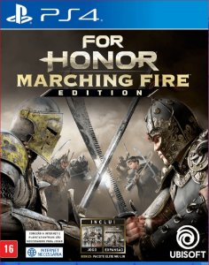 FOR HONOR MARCHING FIRE EDITION PS4 MÍDIA DIGITAL