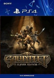 GAUNTLET SLAYER EDITION PS4 MÍDIA DIGITAL