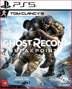 GHOST RECON: BREAKPOINT PS5 PSN MIDIA DIGITAL