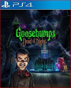 GOOSEBUMPS DEAD OF NIGHT PS4 MÍDIA DIGITAL