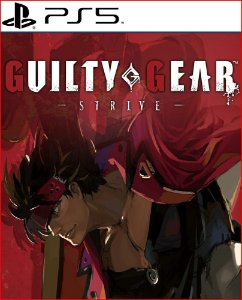 GUILTY GEAR STRIVE PS5 MIDIA DIGITAL