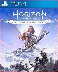 Horizon Zero Dawn Complete Edition Ps4 Mídia Digital