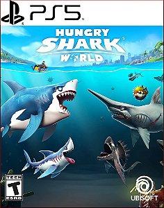 HUNGRY SHARK WORLD PS5 PSN MÍDIA DIGITAL
